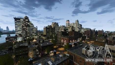 El Clima De Nueva York para GTA 4