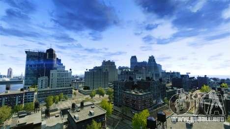 El Clima De Italia para GTA 4 tercera pantalla