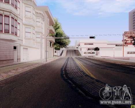 ENB HD CUDA 2014 v.3.5 Final para GTA San Andreas tercera pantalla