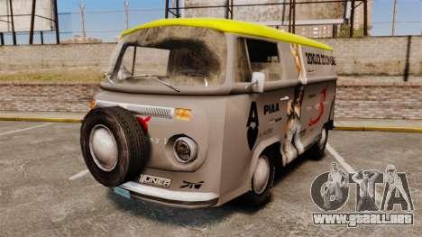 Volkswagen Transpoter 2 1975 para GTA 4