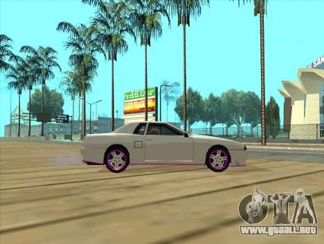 Elegy by MegaPixel para GTA San Andreas vista posterior izquierda