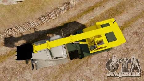 ZIL-157 GVK-32 para GTA 4 visión correcta