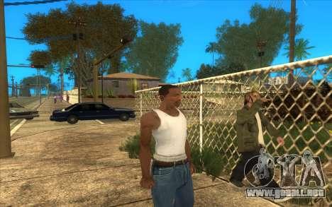 Barbecue para GTA San Andreas sexta pantalla