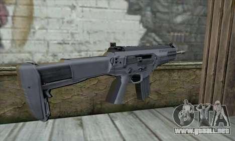Beretta ARX 160 para GTA San Andreas segunda pantalla