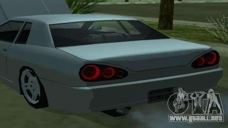Elegy 280sx para la visión correcta GTA San Andreas