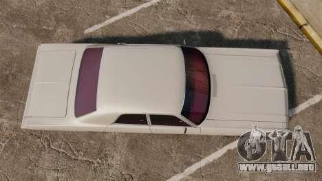 Dodge Polara 1971 para GTA 4 visión correcta