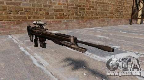 Rifle de francotirador DSG-1 para GTA 4