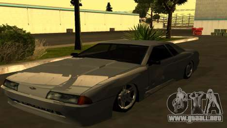 Elegy 280sx para el motor de GTA San Andreas