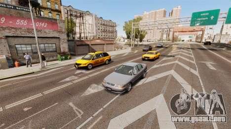 El tráfico real para GTA 4 segundos de pantalla