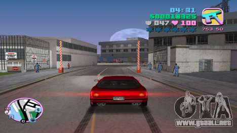 Venta ilegal de automóviles para GTA Vice City segunda pantalla