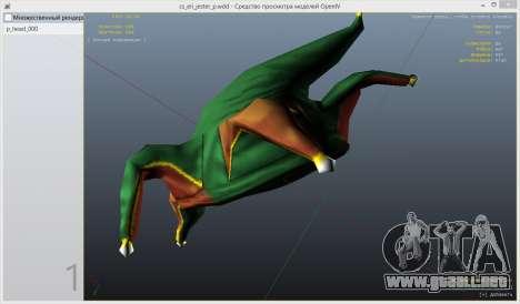 OpenIV 1.6 para GTA 4 quinta pantalla