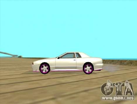Elegy by MegaPixel para la visión correcta GTA San Andreas