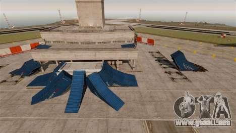 Truco-estacionar en el aeropuerto para GTA 4 segundos de pantalla
