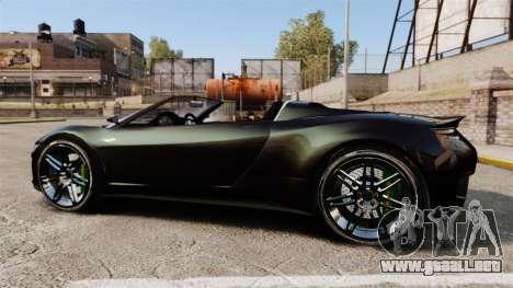 GTA V Dinka Jester [Redone] para GTA 4 left