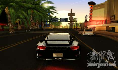 ENBSeries Exflection para GTA San Andreas twelth pantalla