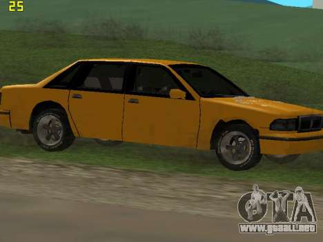 Premier 2012 para vista inferior GTA San Andreas