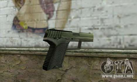 Colt 45 из Postal 3 para GTA San Andreas segunda pantalla