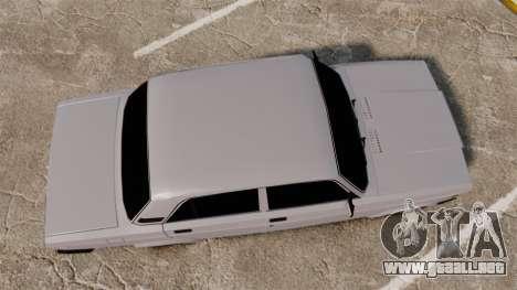 El USO de-Lada 2107 para GTA 4 visión correcta