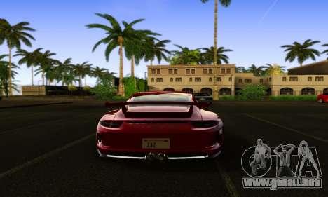 ENBSeries Exflection para GTA San Andreas sucesivamente de pantalla
