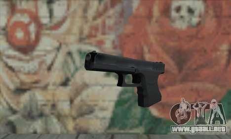 El arma de L4D para GTA San Andreas