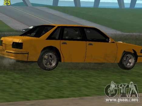 Premier 2012 para la vista superior GTA San Andreas