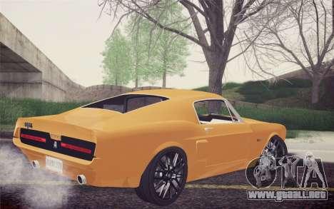Equus Bass 770 para GTA San Andreas left