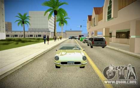 ENBSeries débil para PC para GTA San Andreas novena de pantalla