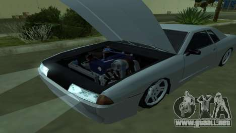 Elegy 280sx para GTA San Andreas interior