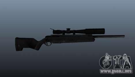 El rifle Steyr Scout para GTA 4 tercera pantalla