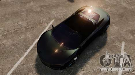 GTA V Dinka Jester [Redone] para GTA 4 visión correcta