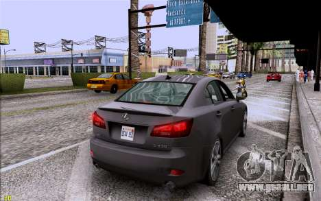 ENB HD CUDA 2014 v1.0 para GTA San Andreas