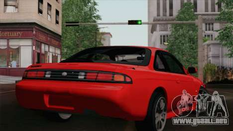 Nissan Silvia S14.5 para GTA San Andreas left