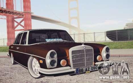 Mercedes-Benz 300 SEL para GTA San Andreas