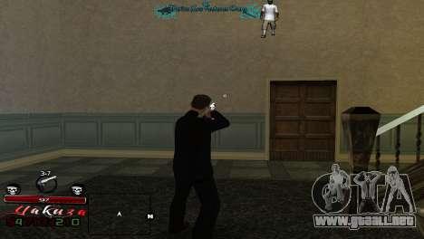 Campana Topica para GTA San Andreas segunda pantalla