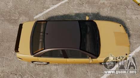 Chavos RSX v2.0 para GTA 4 visión correcta
