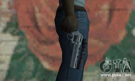 44.M Raging Bull with Scope para GTA San Andreas tercera pantalla
