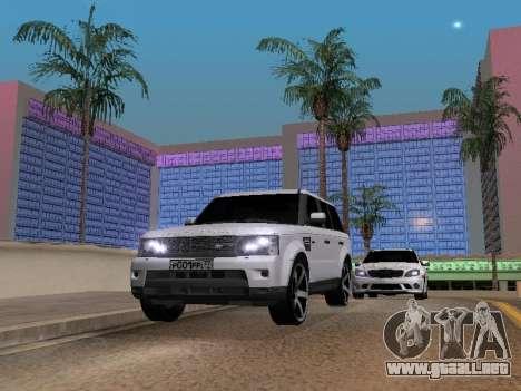 Range Rover Sport 2011 para la visión correcta GTA San Andreas