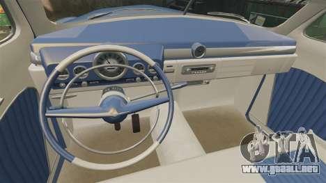 Mercury Lead Sled Custom 1949 para GTA 4 vista lateral