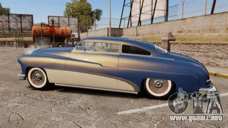 Mercury Lead Sled Custom 1949 para GTA 4 left