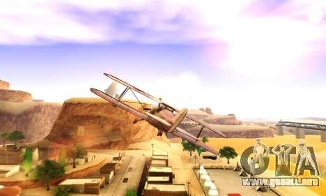 ENBSeries Exflection para GTA San Andreas séptima pantalla
