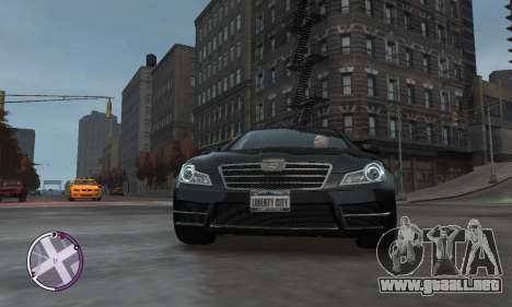 Enus Cognoscenti para GTA 4 left