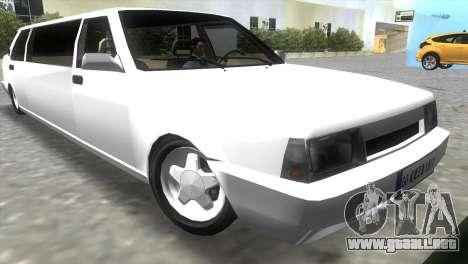 Tofaş-servicio de limusina para GTA Vice City