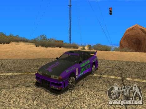 Equipo de Luni vinilos para Elegy para la visión correcta GTA San Andreas