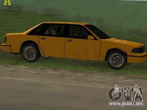 Premier 2012 para GTA San Andreas interior