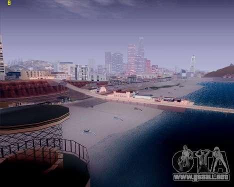 ENB HD CUDA 2014 v.3.5 Final para GTA San Andreas sexta pantalla