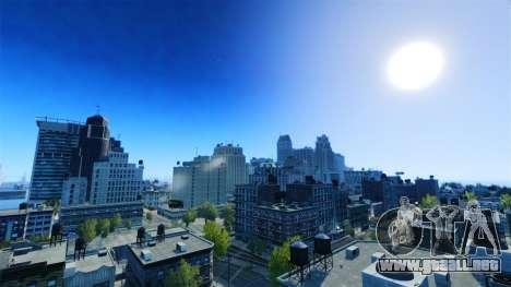 Tiempo en polo norte para GTA 4 segundos de pantalla
