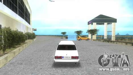 Tofaş-servicio de limusina para GTA Vice City left