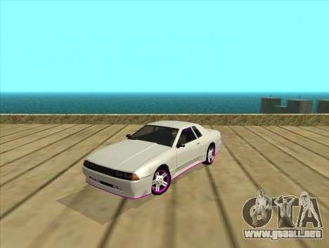 Elegy by MegaPixel para GTA San Andreas