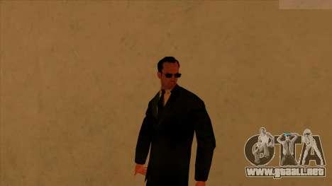Pieles de la policía y el ejército para GTA San Andreas novena de pantalla