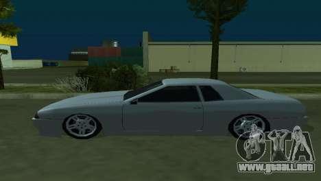 Elegy 280sx para visión interna GTA San Andreas